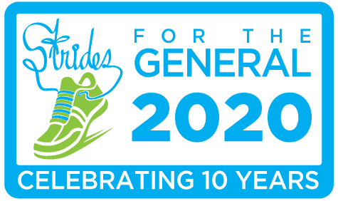 2020 Strides for the General