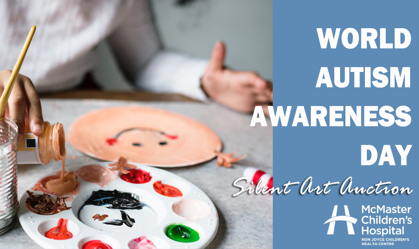 World Autism Awareness Day Silent Art Auction